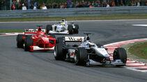 Mika Häkkinen GP Belgien 2000