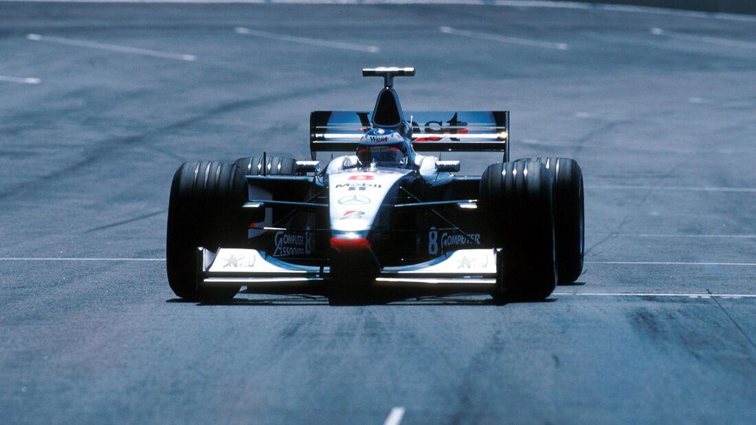 Mika Häkkinen - GP Brasilien 1998