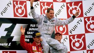 Mika Häkkinen - GP Japan 1998