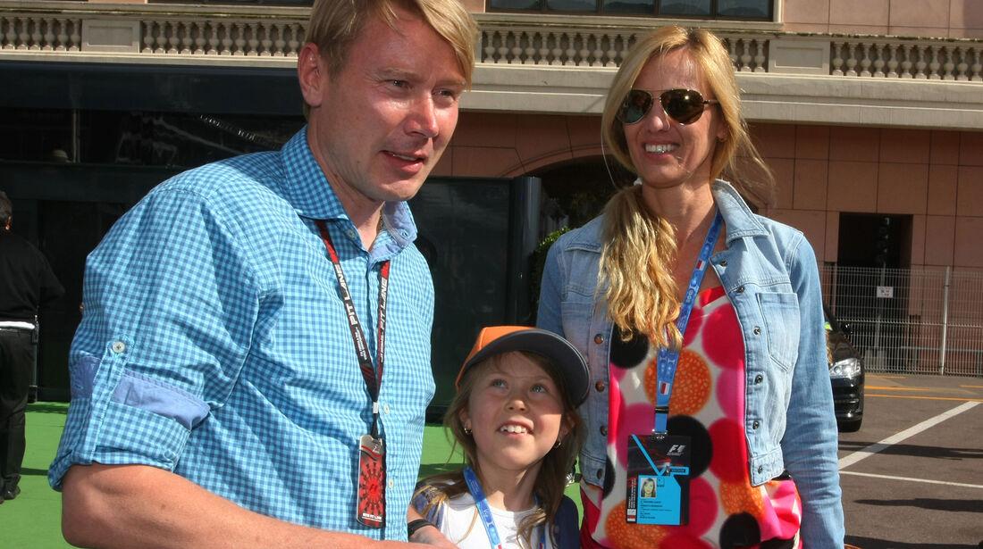 Mika Häkkinen - GP Monaco 2013 - VIPs & Promis