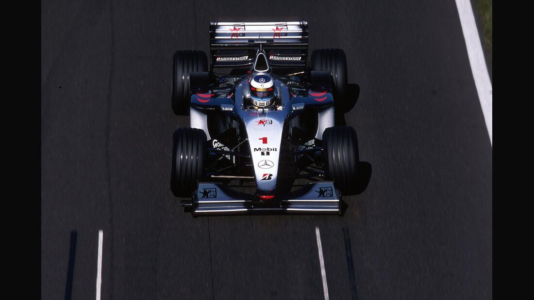 Mika Häkkinen McLaren 1999