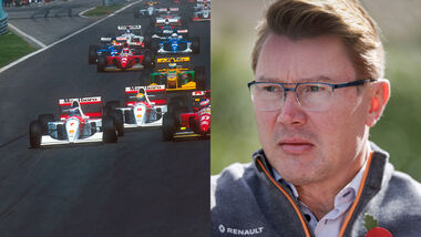Mika Häkkinen - Video-Teaser - Interview - Formel Schmidt - 2020
