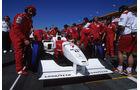 Mika Hakkinen - McLaren MP4-11 - Melbourne 1996