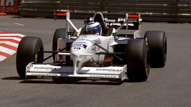 Mika Salo - GP Monaco 2021