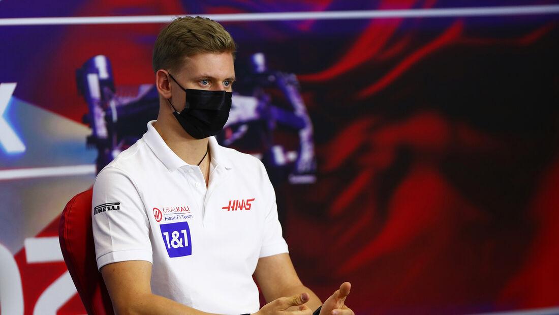 Mikc Schumacher - Haas - Formel 1 - GP Bahrain - Donnerstag - 25.3.2021