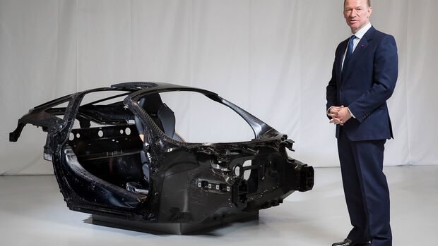 Mike Flewitt, McLaren
