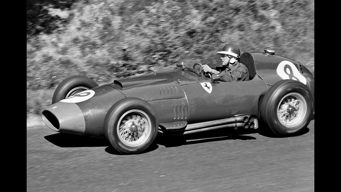 Mike Hawthorn - F1 GP Deutschland 1957 - Nürburgring