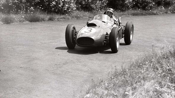Mike Hawthorn - Ferrari