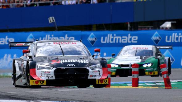 Mike Rockenfeller - Audi - DTM - Assen