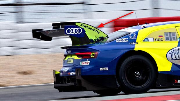 Mike Rockenfeller - Audi - DTM-Auto 2020