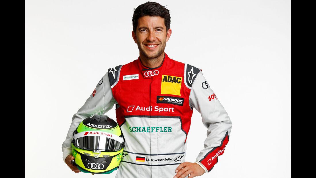 Mike Rockenfeller - Audi - Porträt - DTM 2018