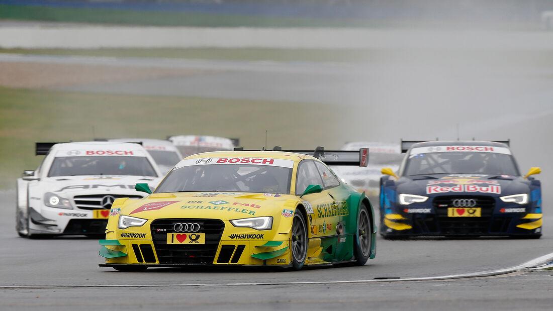 Mike Rockenfeller - Audi RS 5 DTM - DTM 2013