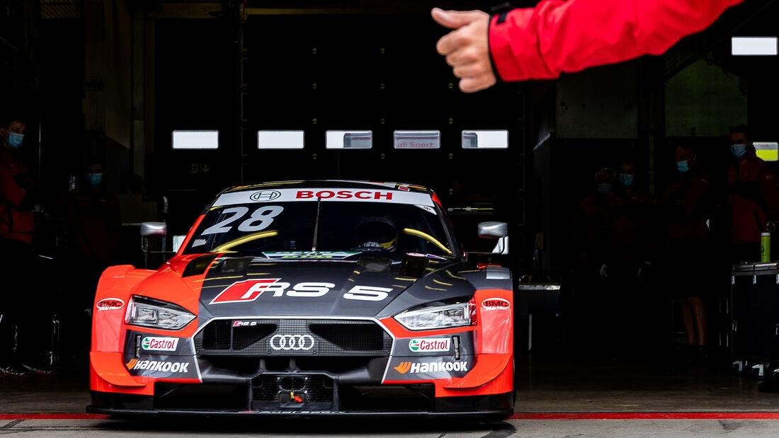 Mike Rockenfeller - Audi RS 5 - DTM - Testfahrten - Nürburgring - 8. Juni 2020