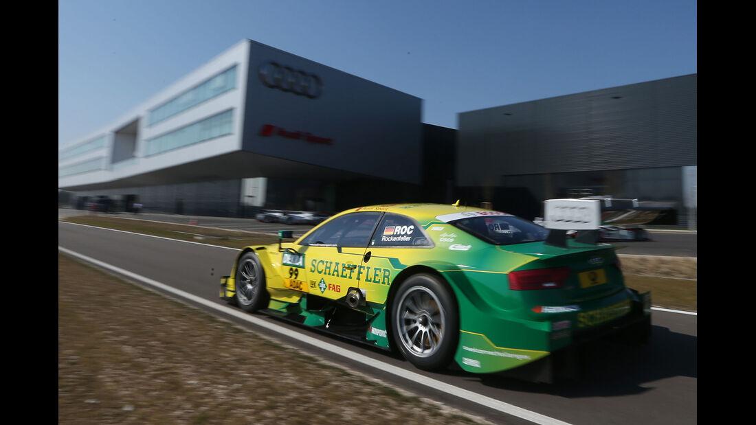 Mike Rockenfeller - Audi RS5 DTM 2015