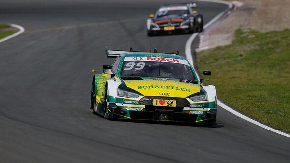 Mike Rockenfeller - Audi RS5 - DTM - Zandvoort - Sonntag - 2. Rennen