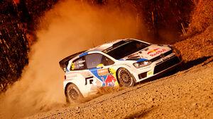 Mikkelsen - Rallye Australien 2014