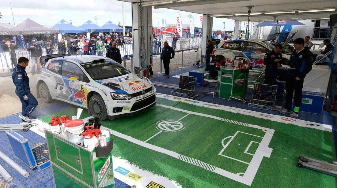 Mikkelsen - Rallye Polen 2014