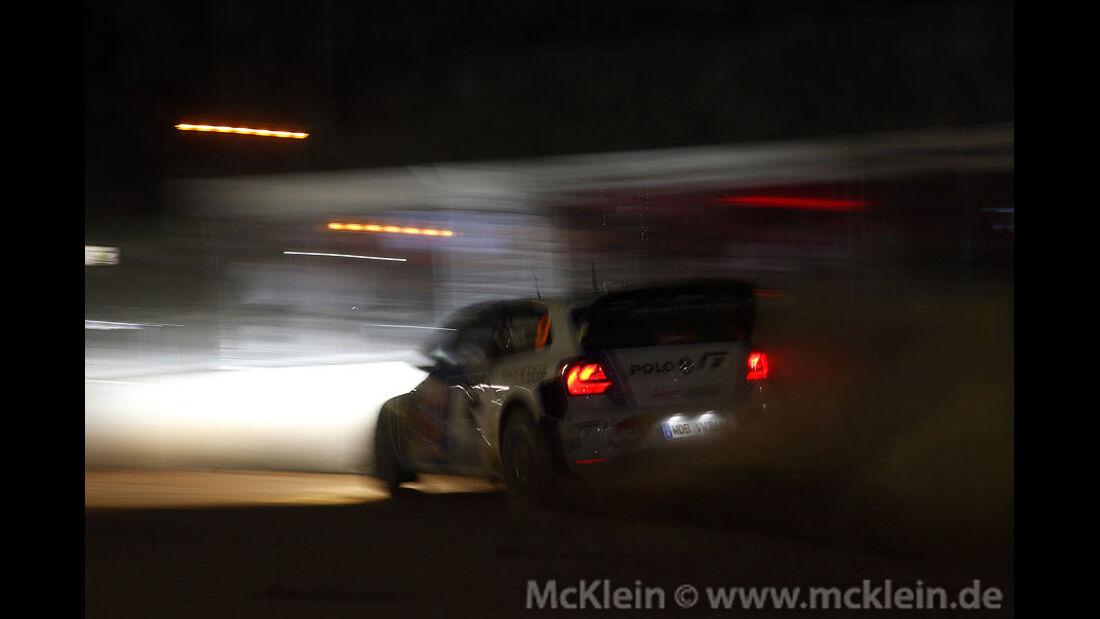 Mikkelsen, WRC Rallye Australien 2013