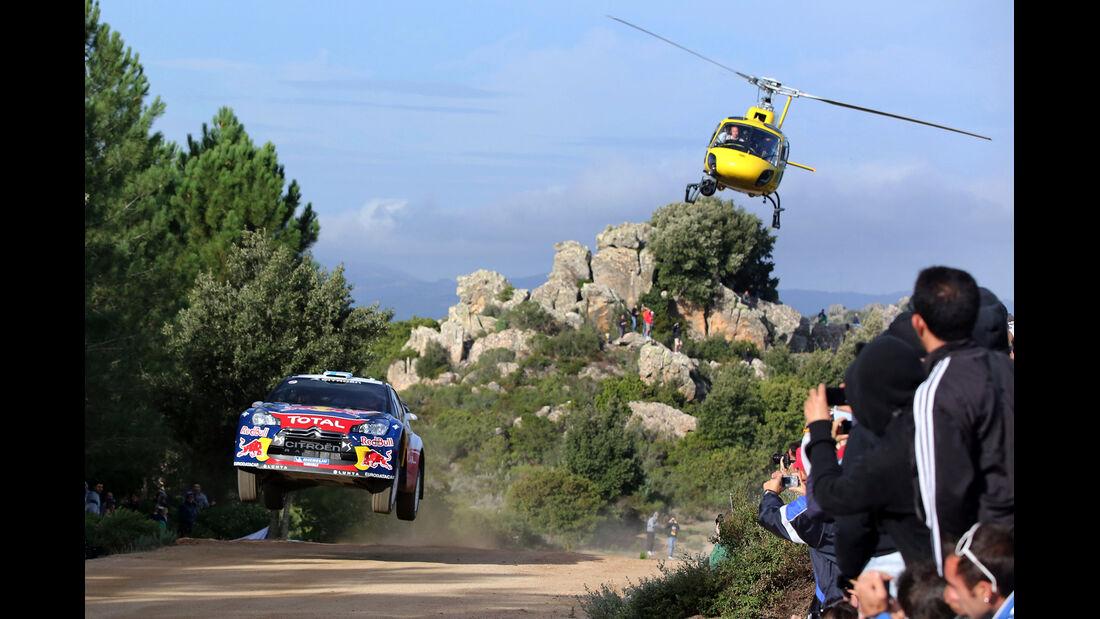 Mikko Hirvonen Rallye Italien 2012 WRC