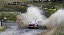 Mikko Hirvonen Rallye Wales 2012