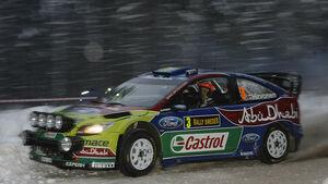 Mikko Hirvonen - Schweden 2010