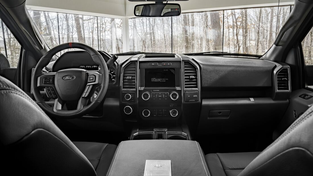 Mil-Spec Automotive Ford F-150