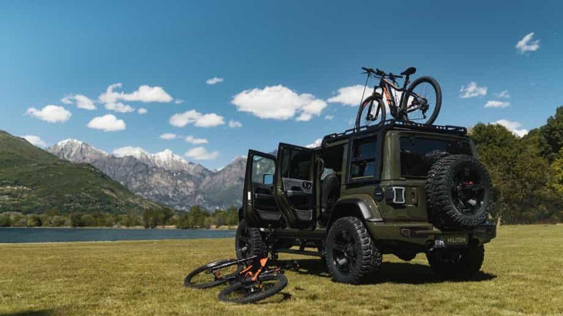 Militem Feroc Adventure Jeep Wrangler