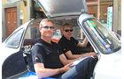 Mille Miglia 2010 - David Coulthard und Mika Häkkinen