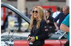 Mille Miglia 2010 - Hübsche Blondine