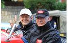 Mille Miglia 2010 - Thomas Weber und Bernd Ostmann