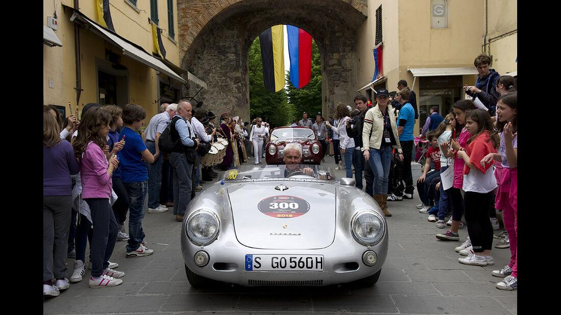 Mille Miglia 2012 Impressionen
