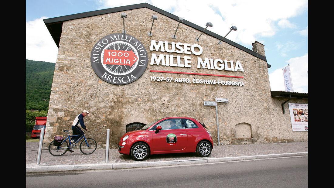 Mille Miglia - Kloster San Eufemia