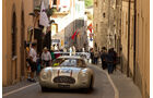 Mille Miglia, Mercedes 300 SL, Siena