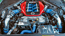 Milltek-Nissan GT-R, Motor