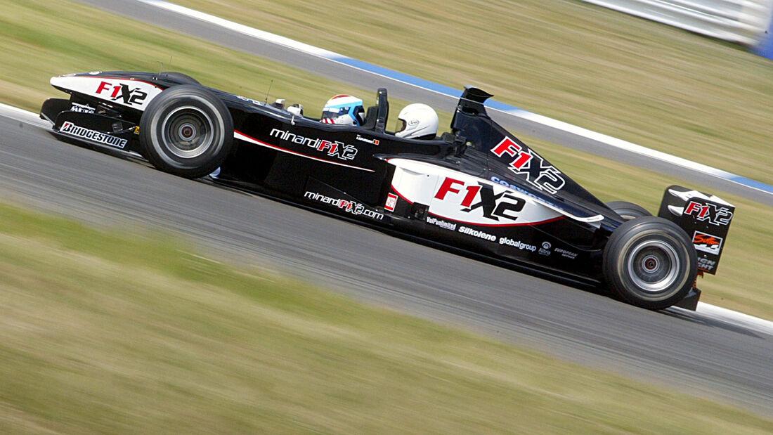 Minardi F1 X2 - 2-Sitzer