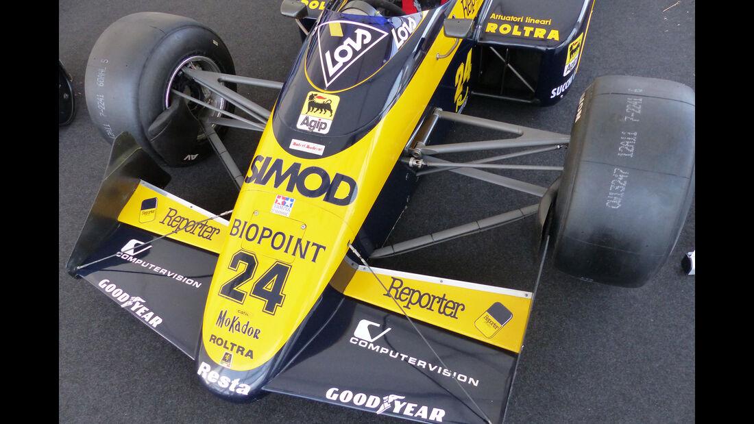 Minardi M186 - Legends Parade - GP Österreich 2015