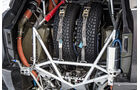 Mini All4 Racing, Rallye Dakar, Ersatzreifen