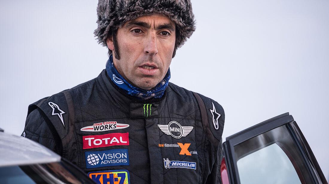 Mini All4 Racing, Rallye Dakar, Nani Roma
