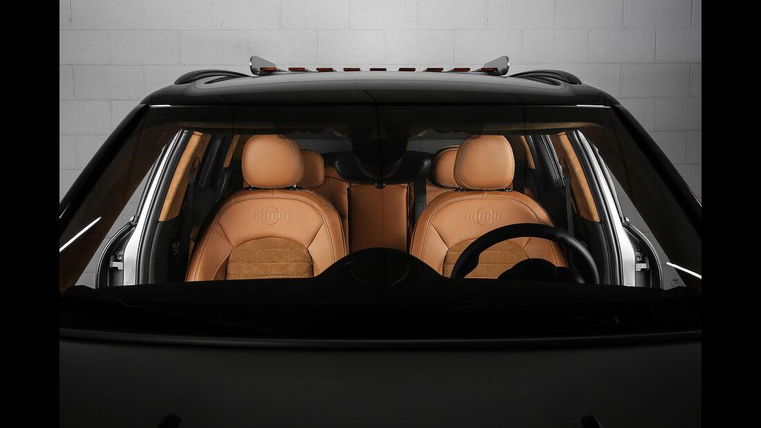 Mini All4 Scrambler, Countryman, SUV, Offroader, Concept