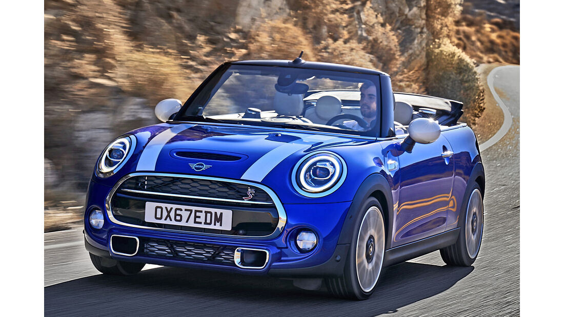 Mini Cabrio, Best Cars 2020, Kategorie H Cabrios
