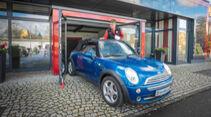 Mini Cabrio, Exterieur/Interieur