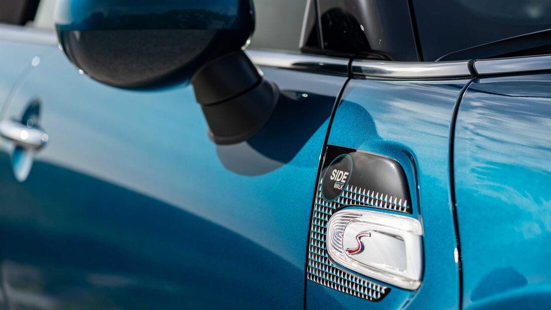 Mini Cabrio F57 Sideways (2020)