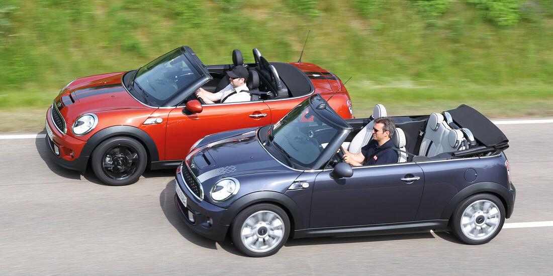 Mini Cabrio Und Mini Roadster Kaufberatung Offene