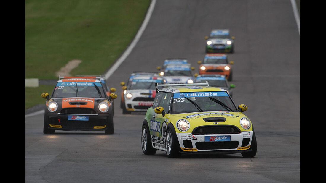 Mini Challenge, 24h-Rennen, Nürburgring, 2011
