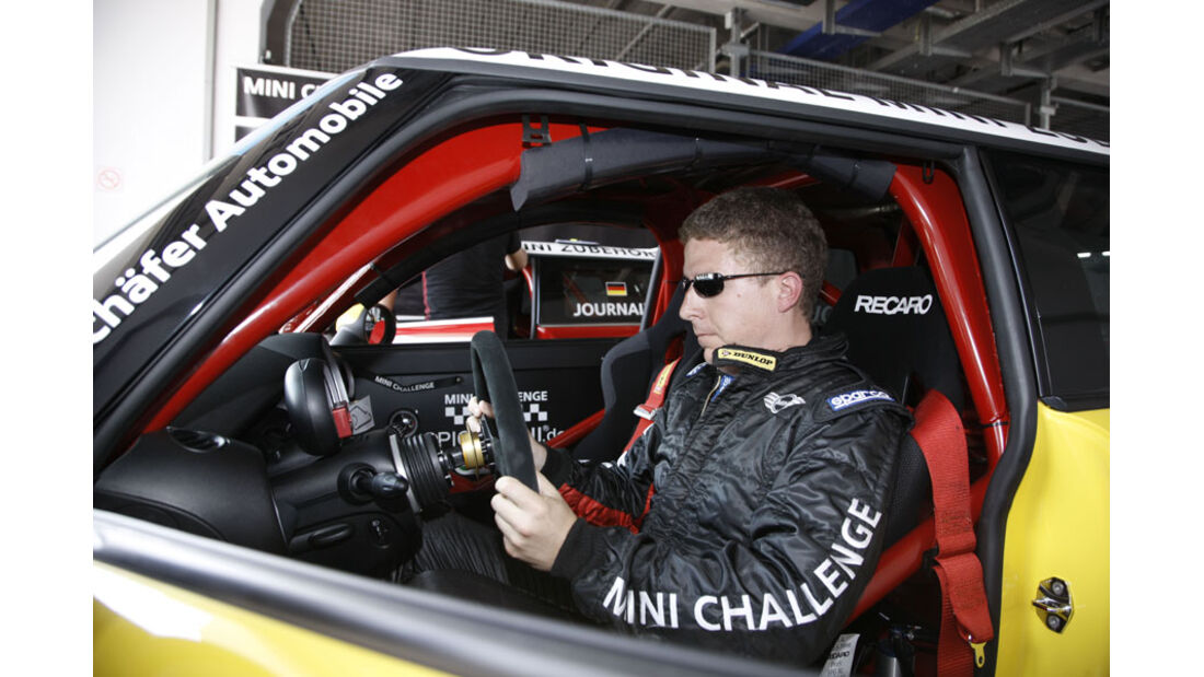Mini Challenge, Mini John Cooper Works Challenge