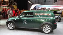 Mini Clubman Concept Auto-Salon Genf 2012