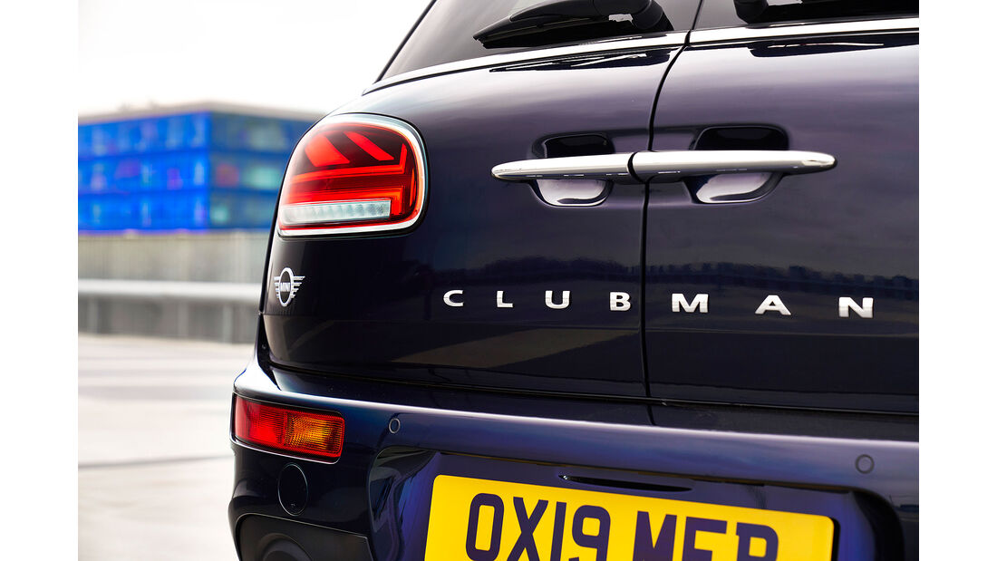 Mini Clubman Facelift (2019)