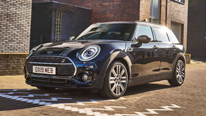 Mini Clubman Facelift (2019)