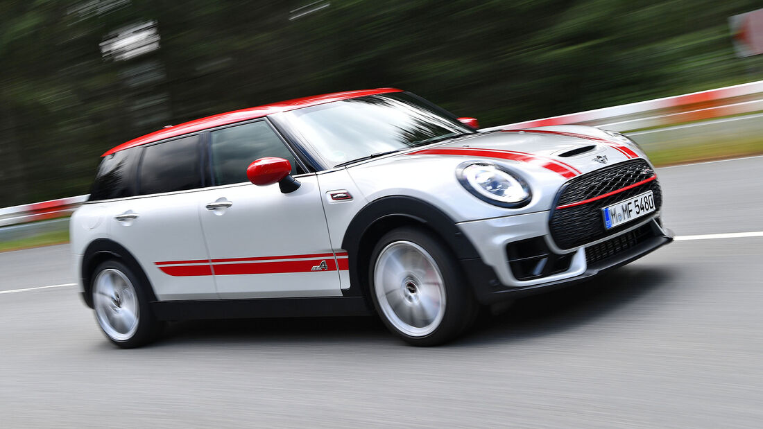 Mini Clubman John Cooper Works (2020)