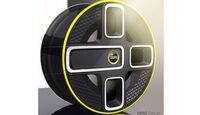 Mini Concept E Designzeichnung